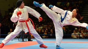 Frequently asked questions about karate and competition