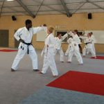 Western Australian karate clubs Baldivis-training-picture