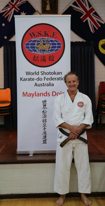 Western Australian karate instructors howard-profile-picture