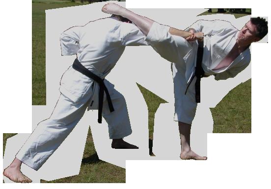 What is karate - Hook kick