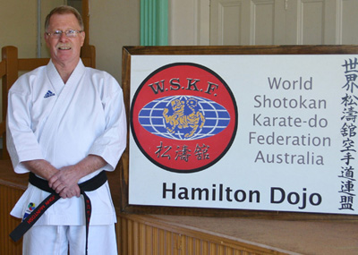 Victorian karate instructors- john-mcintosh