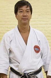 Sensei Hitoshi Kasuya