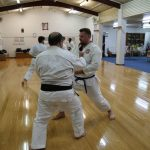 Western Australian karate clubs maylands-training