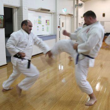 Western Australian karate instructors - Sensei Osmar Couto