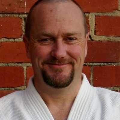 Victorian karate instructors - Steve Jones picture