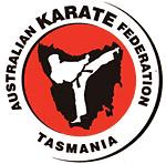 australian karate federation AKF Tas logo