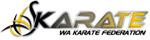 australian karate federation AKF WA Logo