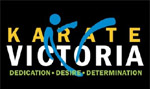australian karate federation AKF Victoria Logo