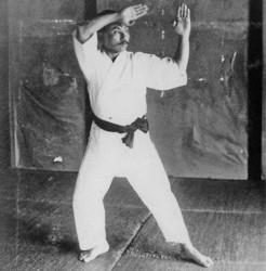 Funakoshi Gichin Kanku dai