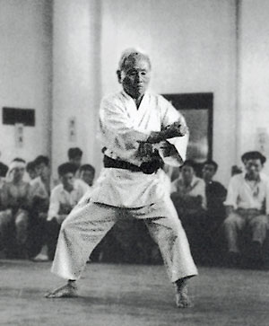 learn about shotokan karate - Funaksohi image