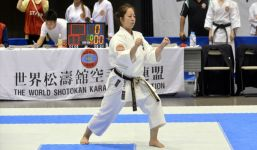Individual women's kata at the 2017 WSKF World Championships